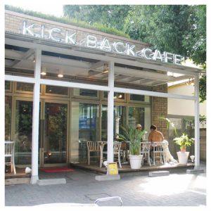 KICK BACK CAFE,カフェ,ライブ