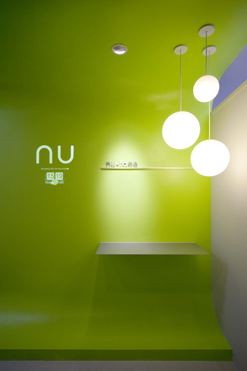 オフィス,nuface,近未来,エントランス