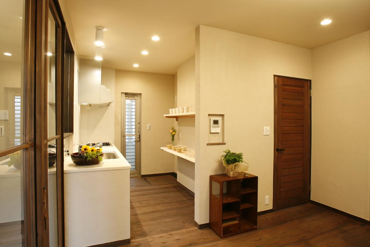 自然素材,住宅,リフォーム,安心